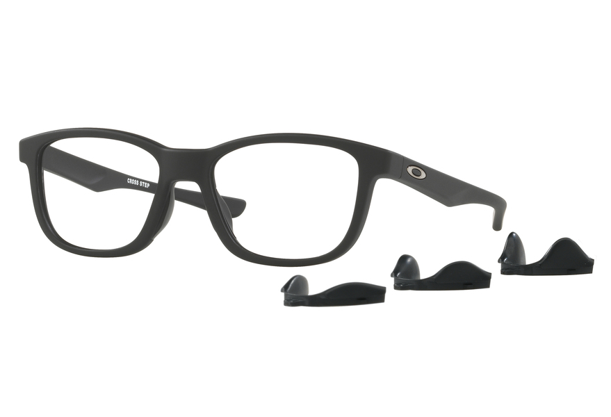 Oakley Brille »CROSS STEP OX8106«, schwarz, 810602 - schwarz