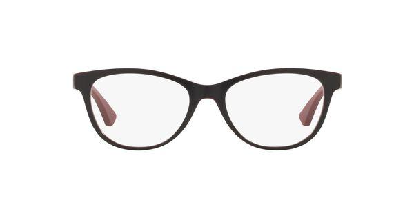 OAKLEY PLUNGELINE » IML SATIN BLACK/BRICK RED