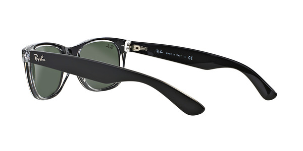c7c2e6f4bdf ... RAY-BAN RB2132 NEW WAYFARER » TOP BLACK ON TRANSPARENT