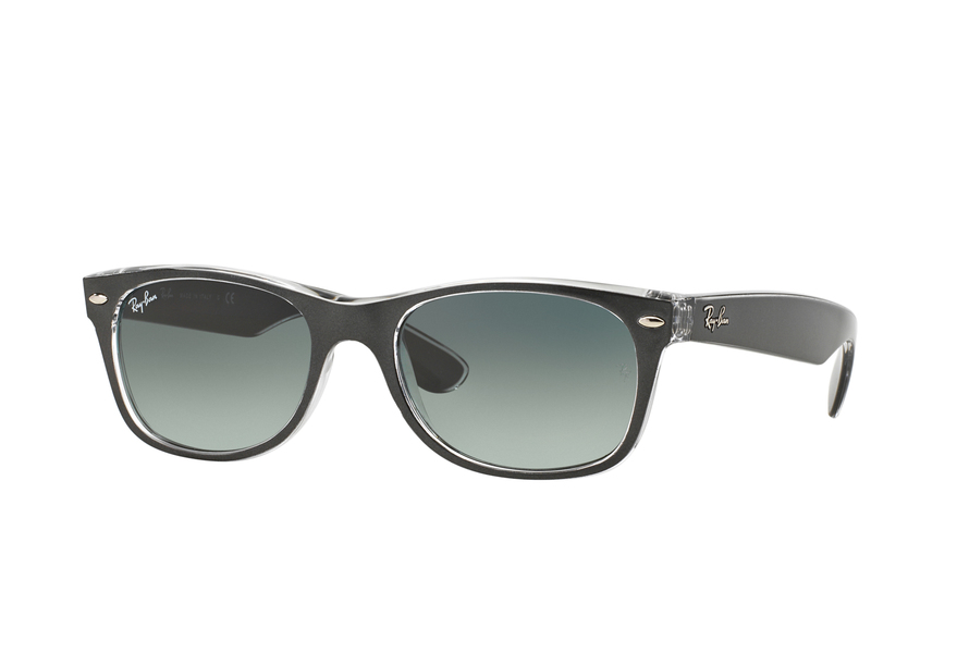 Ray-Ban New Wayfarer RB2132 618985 55-18 wJalv2Mz