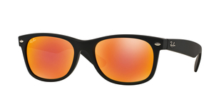 New Wayfarer RB2132 622/69 BLACK