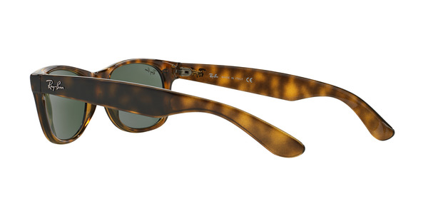 RAY-BAN RB2132 NEW WAYFARER » TORTOISE CRYSTAL GREEN
