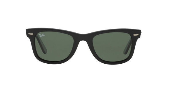 RAY-BAN RB2140 ORIGINAL WAYFARER » BLACK/CRYSTAL GREEN
