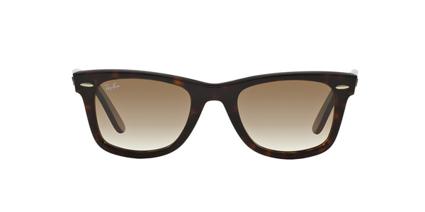 RAY-BAN RB2140 ORIGINAL WAYFARER » TORTOISE CRYSTAL BROWN GRADIENT