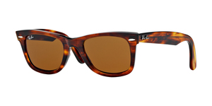 Original Wayfarer RB2140 954 LIGHT TORTOISE/CRYSTAL BROWN