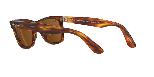 RAY-BAN RB2140 ORIGINAL WAYFARER » LIGHT TORTOISE/CRYSTAL BROWN
