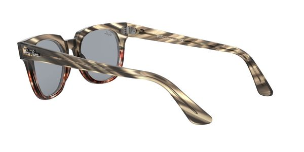 fe4b5a170aa ... RAY-BAN METEOR » GREY GRADIENT BROWN STRIPPED