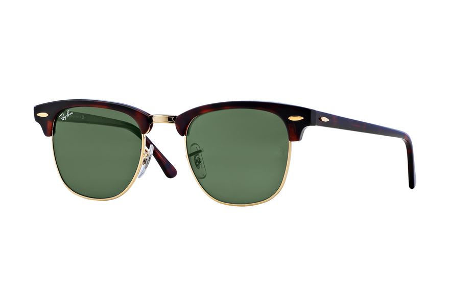 Ray-Ban RB3016 Sonnenbrille Tortoise Schwarz 1158R5 49mm 5vd3Ti1p