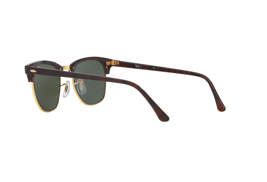 Ray Ban Clubmaster RB3016 W0366 51/21 Sunglasses | Visual-Click