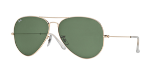 Aviator Large Metal RB3025 001 ARISTA