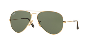 Aviator Large Metal RB3025 181 GOLD