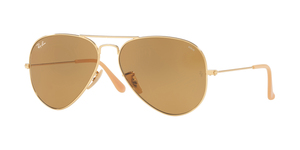 Aviator Large Metal RB3025 90644I GOLD