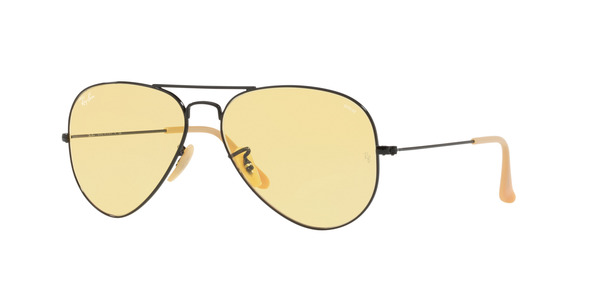 ba504e5151bd RAY-BAN RB3025 AVIATOR LARGE METAL » ...
