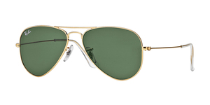 RAY-BAN Aviator Small Metal RB3044 L0207