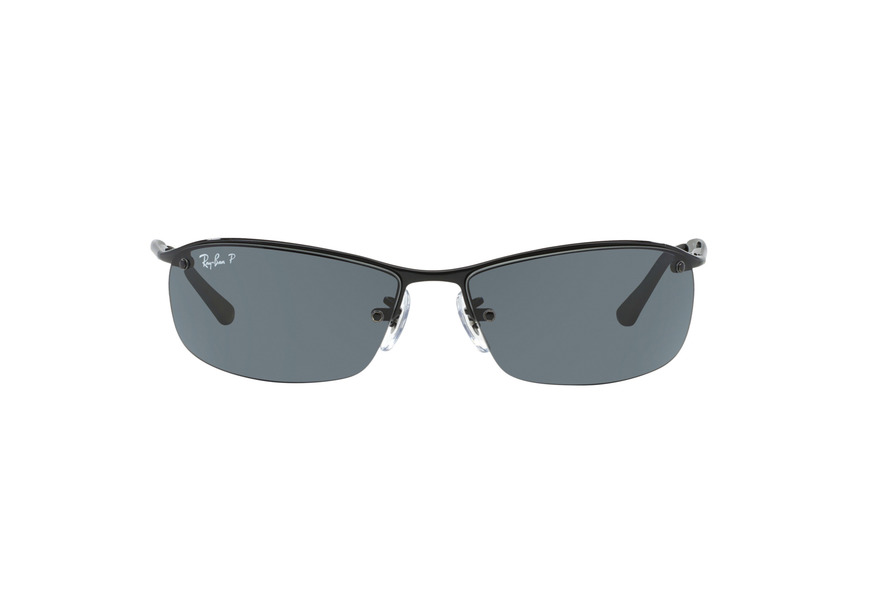 Bon ... RAY BAN RB3183 TOP BAR » SHINE BLACK POLAR ...