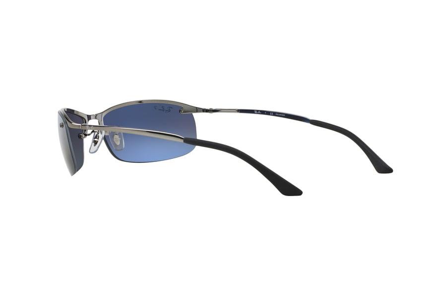 Ray Ban Top BAR RB3183 004/82 Sunglasses | Visual-Click