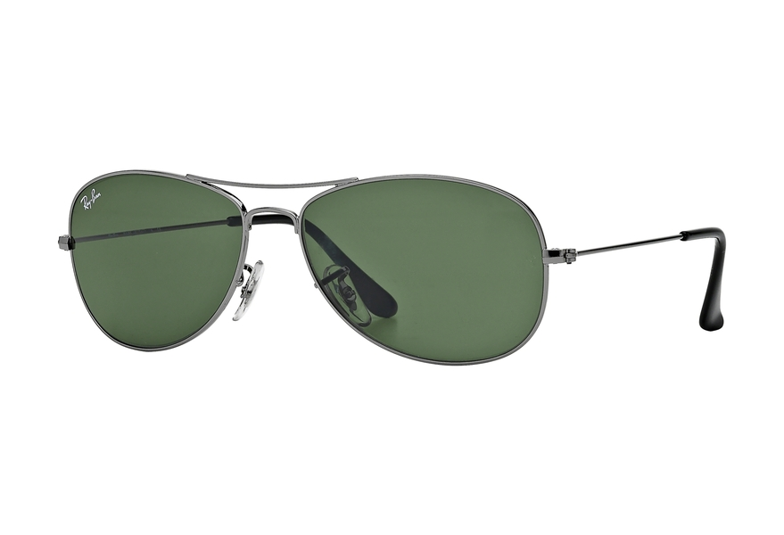 Rb3362 Cockpit 004/58 Gunmetal Crystal Green Polarized 59/14 135 SH9DJw8k