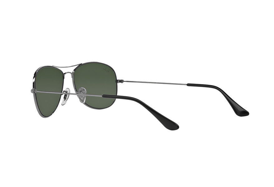 8e3837f15d authentic ray ban rb3362 cockpit gunmetal crystal green 1bcfb 01355