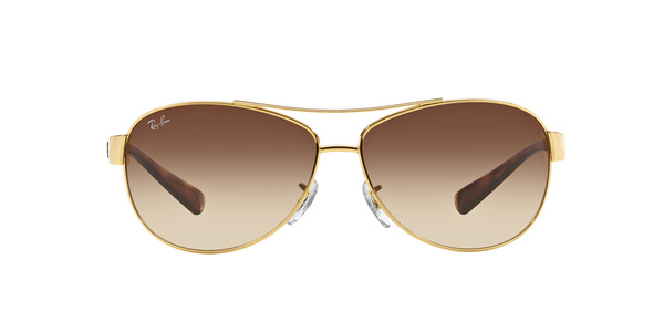 RAY-BAN RB3386 » ARISTA/BROWN GRADIENT