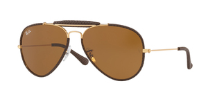 Aviator Craft RB3422Q 9041 LEATHER BROWN