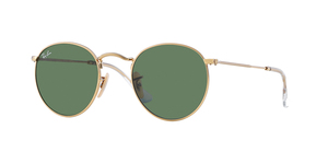 RAY-BAN Round Metal RB3447 001 GOLD
