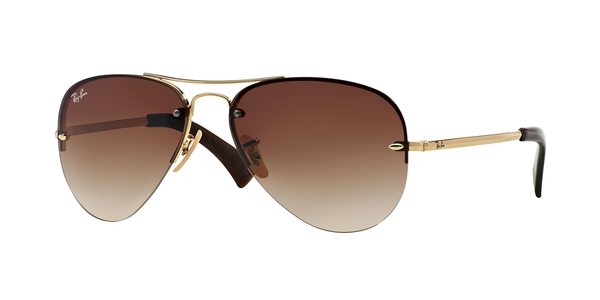 c96fcb9940 RAY-BAN RB3449 001 13 ARISTA BROWN GRADIENT