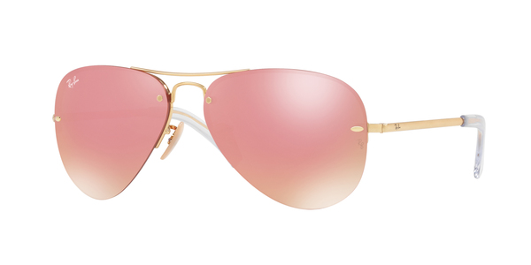 RAY-BAN RB3449 » GOLD