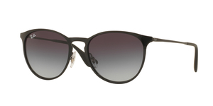 RAY-BAN Erika Metal RB3539 002/8G BLACK