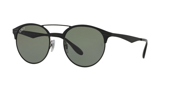 5c9f192a23 RAY-BAN RB3545 » SHINY BLACK TOP MATTE ...