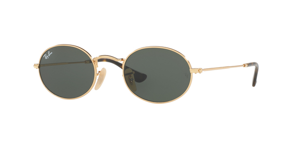 RAY-BAN RB3547N OVAL » GOLD