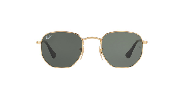 RAY-BAN HEXAGONAL RB3548N » GOLD