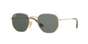 RAY-BAN Hexagonal RB3548N 001 GOLD