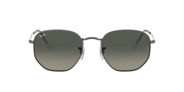 RAY-BAN HEXAGONAL RB3548N » GUNMETAL