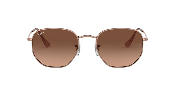 RAY-BAN HEXAGONAL RB3548N » COPPER