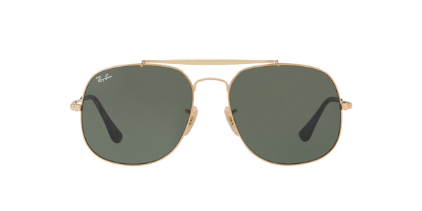RAY-BAN RB3561 THE GENERAL » GOLD