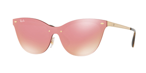 RAY-BAN Blaze Cat Eye RB3580N 043/E4