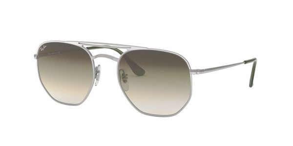 RAY-BAN RB3609 » DEMI GLOSS SILVER