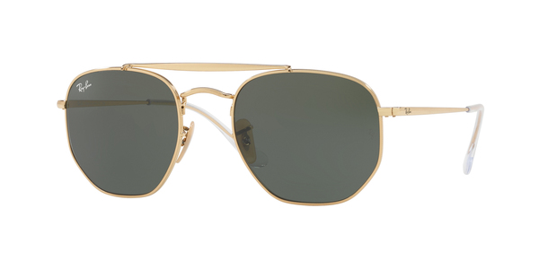 RAY-BAN THE MARSHAL RB3648 » GOLD