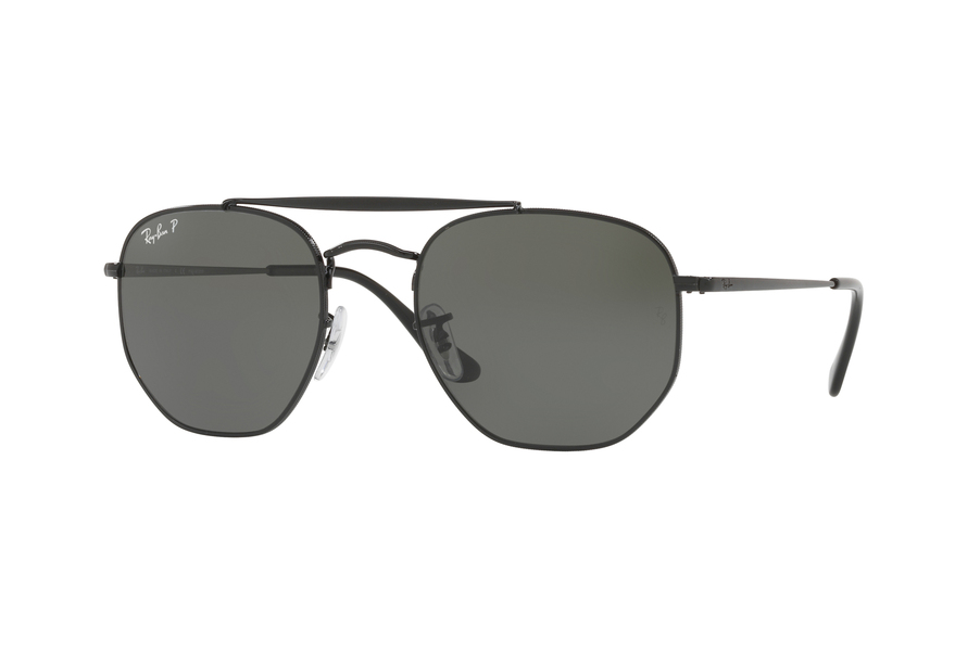 Ray Ban RB3648 002/58 The Marshal Sonnenbrille J7BScFdQk0