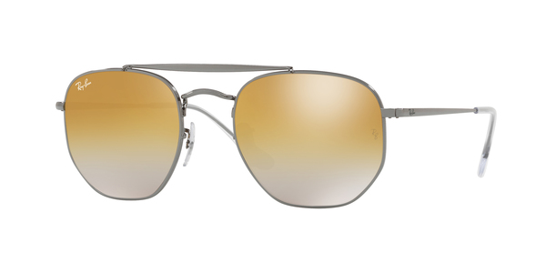 18093b0c733 RAY-BAN The Marshal RB3648 004 I3 GUNMETAL