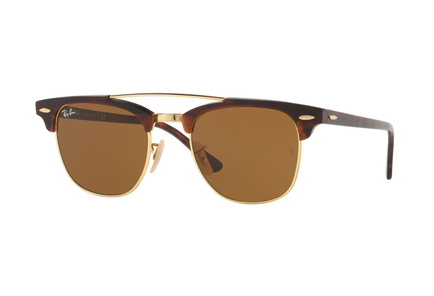 Ray-Ban RB3816 Sonnenbrille Gold 990/33 51mm rphely1k4