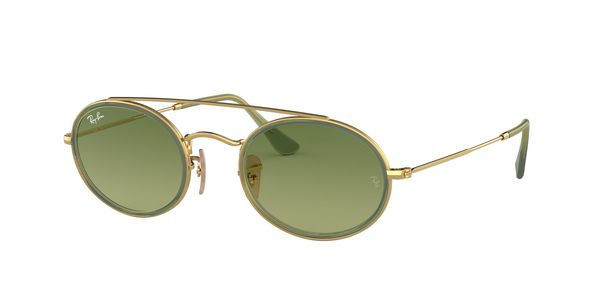 RAY-BAN RB3847N » GOLD