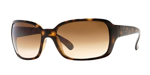 RB4068 710/51 LIGHT HAVANA CRYSTAL BROWN GRADIENT