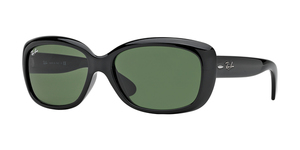 Jackie Ohh RB4101 601 BLACK CRYSTAL GREEN