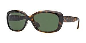 Jackie Ohh RB4101 710 LIGHT HAVANA CRYSTAL GREEN