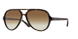 Cats 5000 RB4125 710/51 LIGHT HAVANA/CRYSTAL BROWN GRADIENT