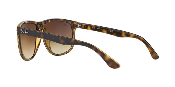 RAY-BAN RB4147 » LIGHT HAVANA CRYSTAL BROWN GRADIENT