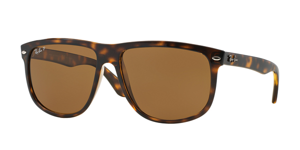 ee3151139ae RAY-BAN RB4147 710 57 LIGHT HAVANA CRYSTAL BROWN POLARIZED