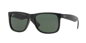 RAY-BAN Justin RB4165 601/71 BLACK (GREEN)