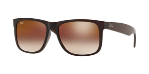 RAY-BAN Justin RB4165 714/S0 BROWN